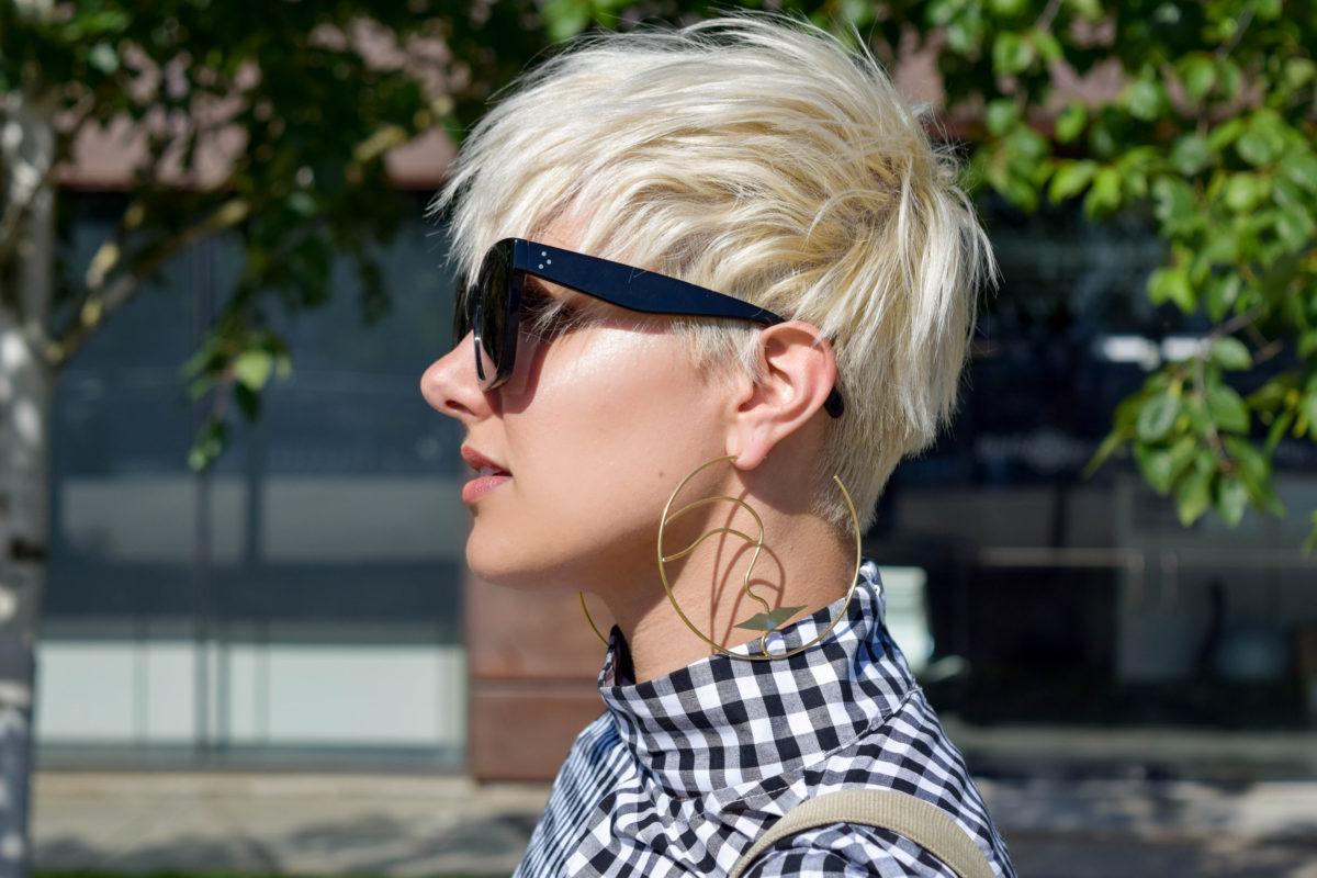 OHME Shop Face Earrings - BloggerNotBillionaire.com