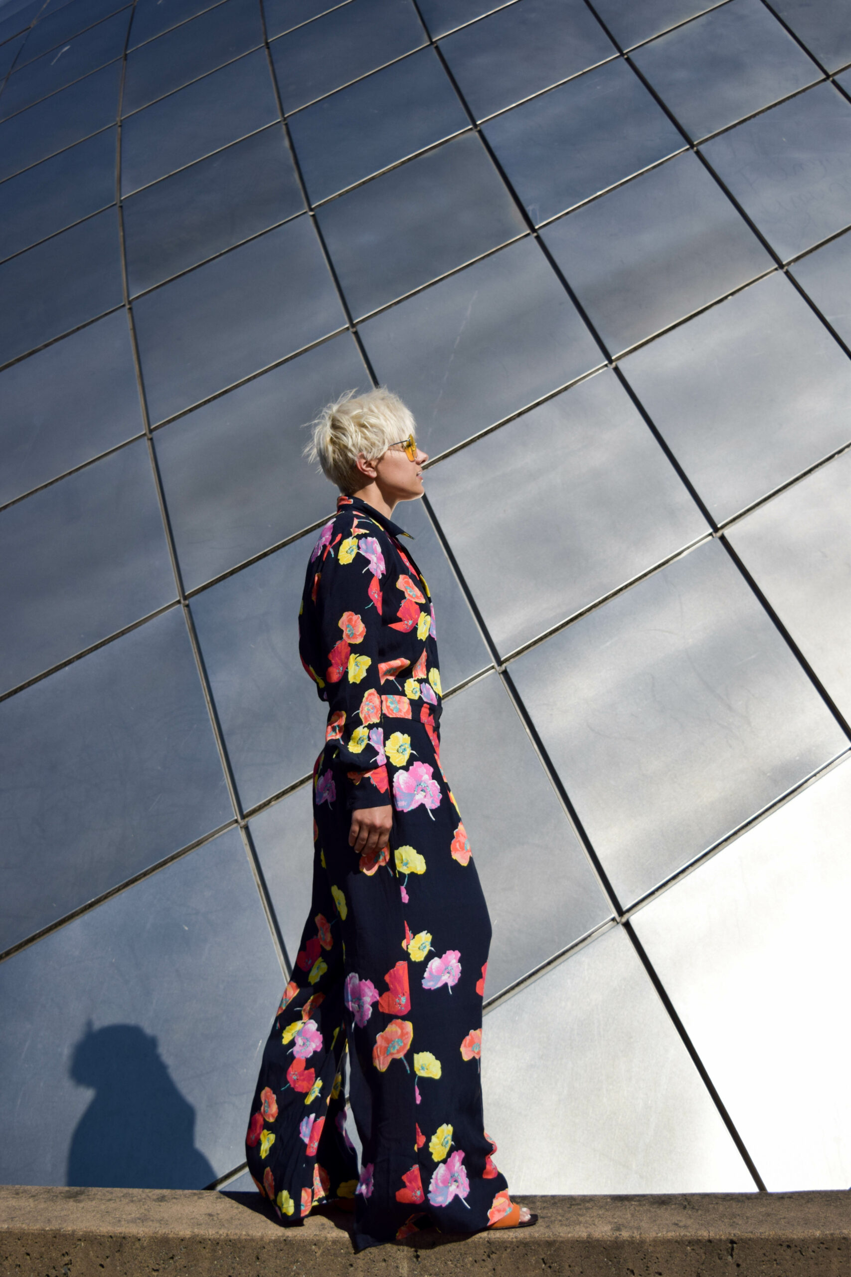 Why You Need a Floral Print Jumpsuit (and You Don't Need a Crisis of Confidence)- BloggerNotBillionaire.com
