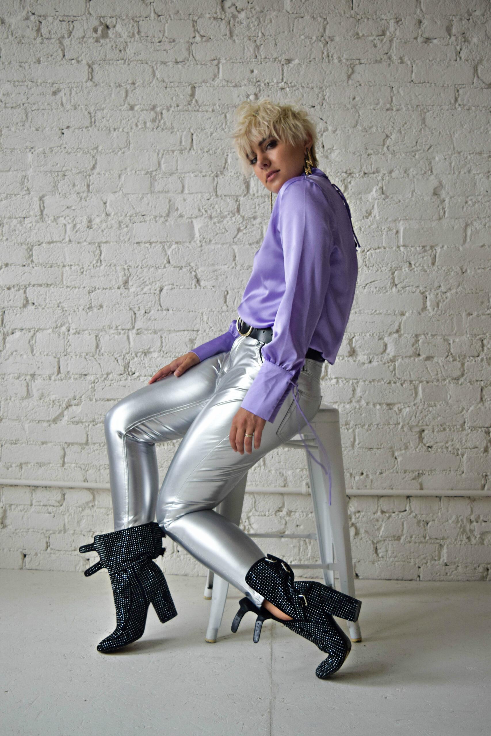 The Futurist: Embracing Your 80's Alter-Ego Using Modern Clothing - BloggerNotBillionaire.com