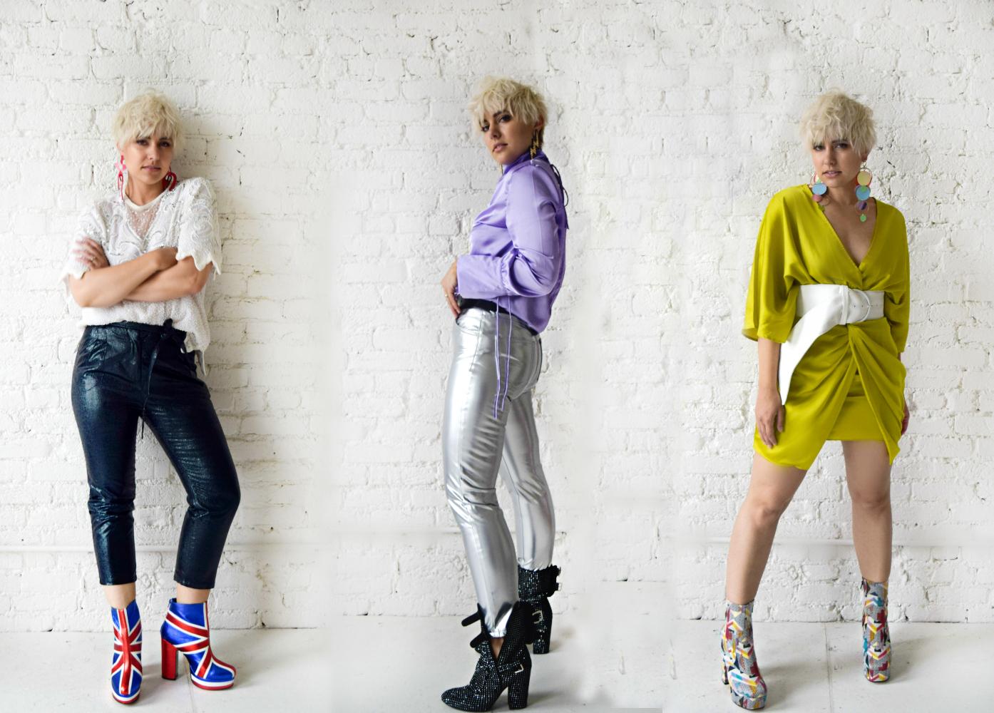 Embracing Your 80's Alter-Ego Using Modern Clothing - BloggerNotBillionaire.com