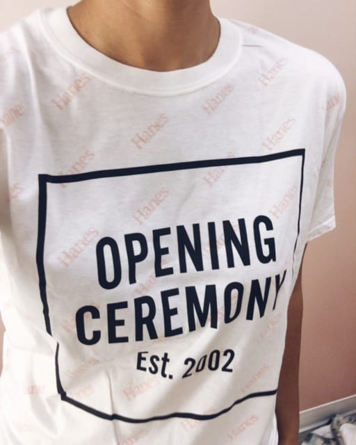 Hanex X Opening Ceremony for Nordstrom T-shirt