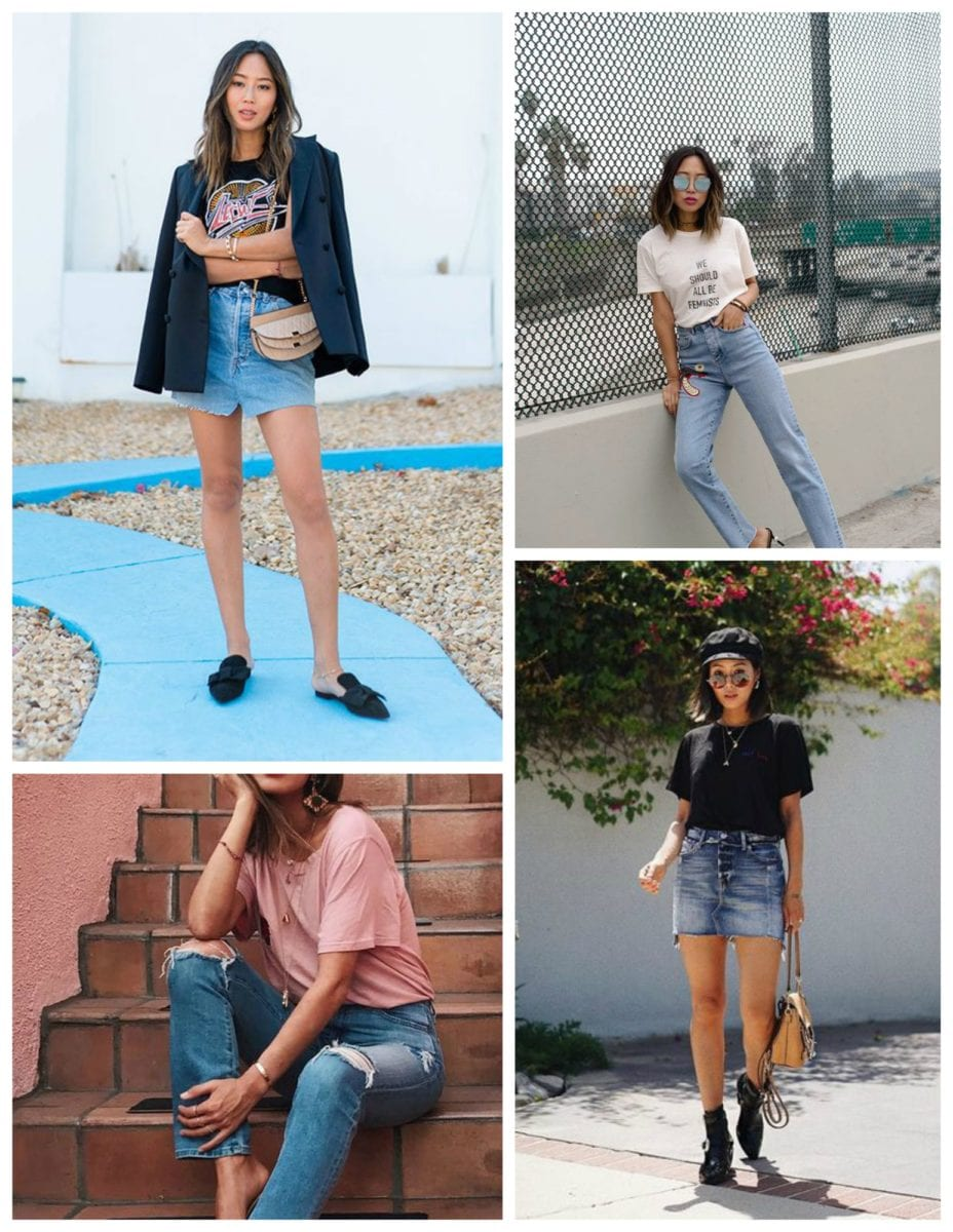 3 Style Tips From Aimee Song - Casual Style