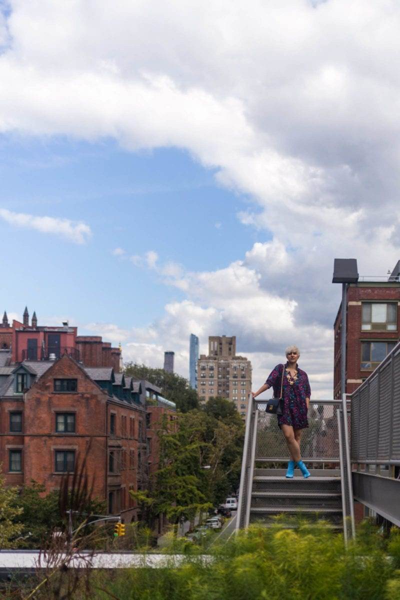 NYFW SS18 Day 1 Recap: The High Line