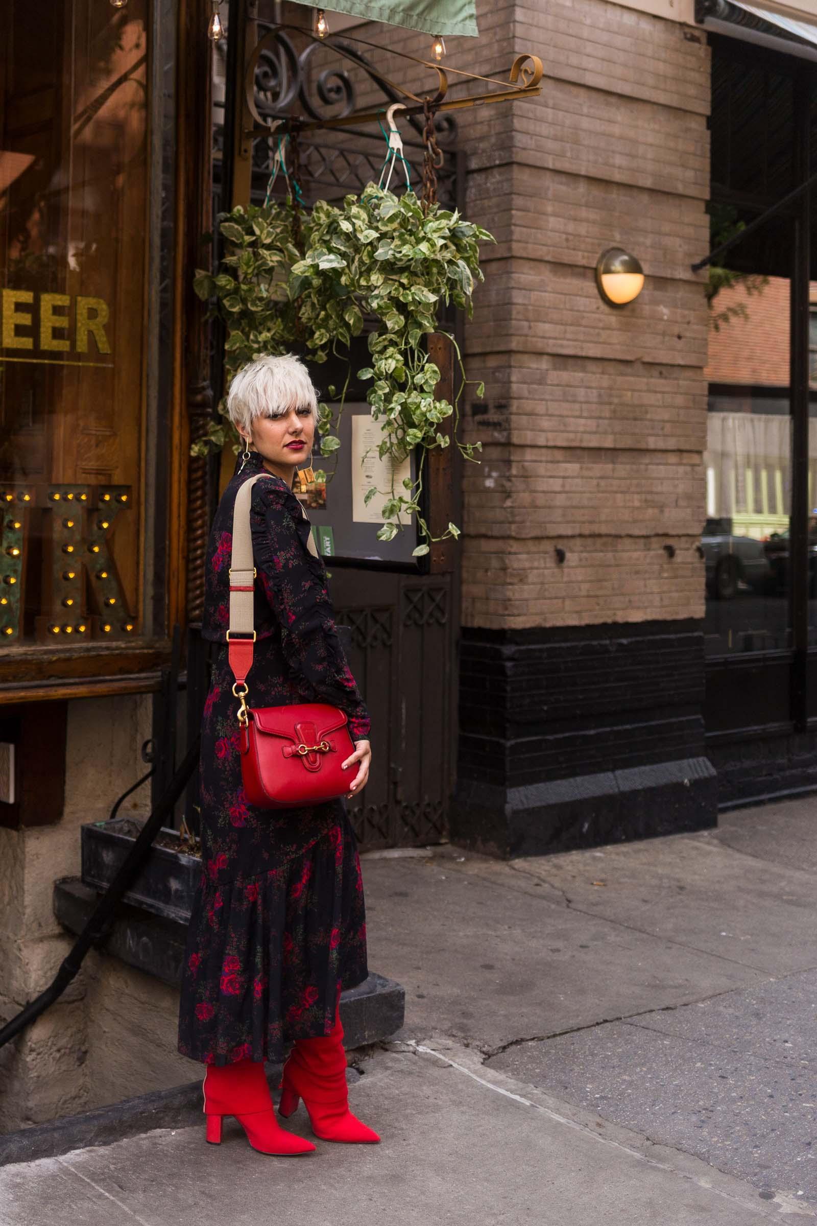NYFW Street Style SOHO, NYC