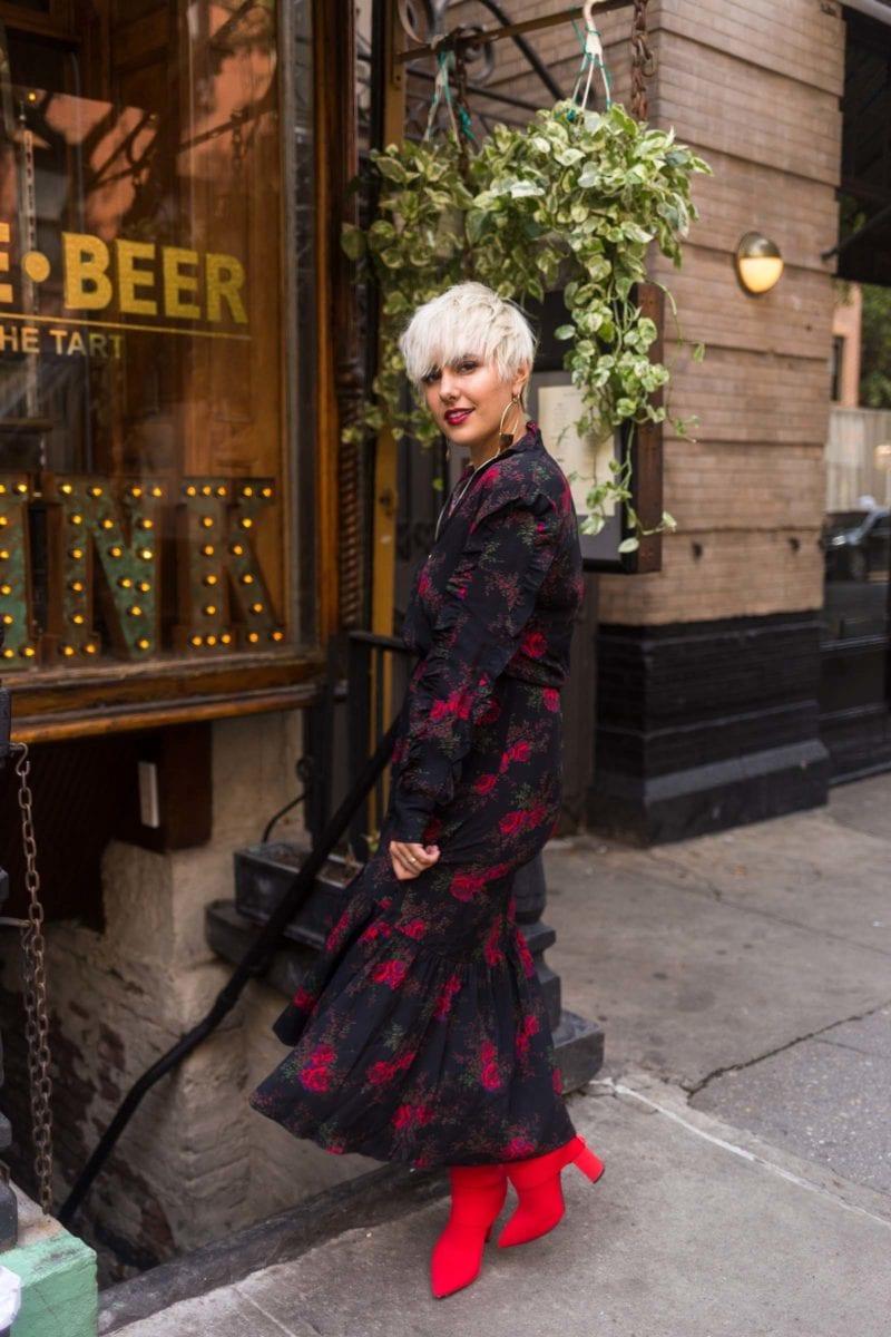 NYFW Street Style SOHO NYC