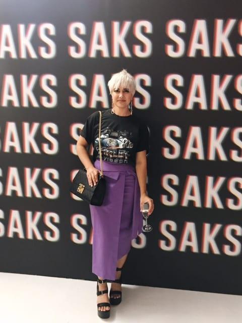 Saks NYFW SS18 Party