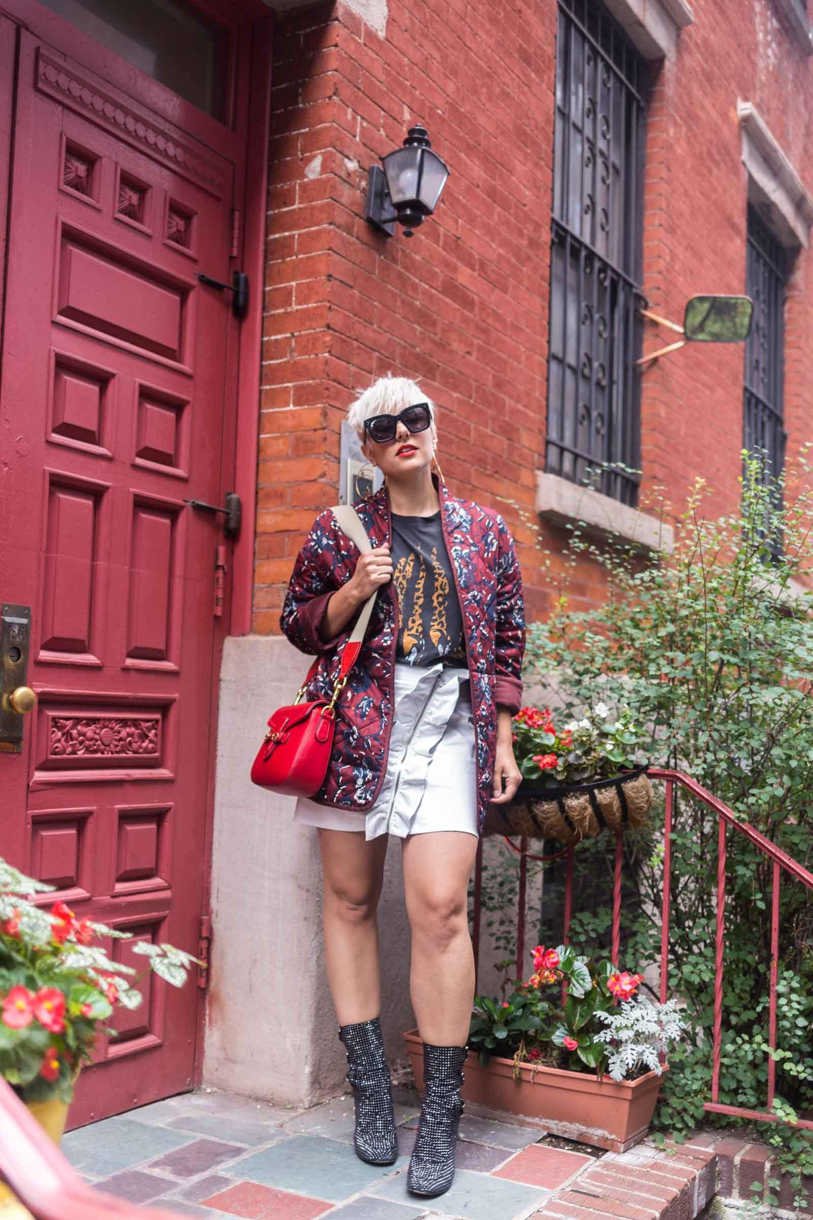 Fall 2017 NYFW Street Style