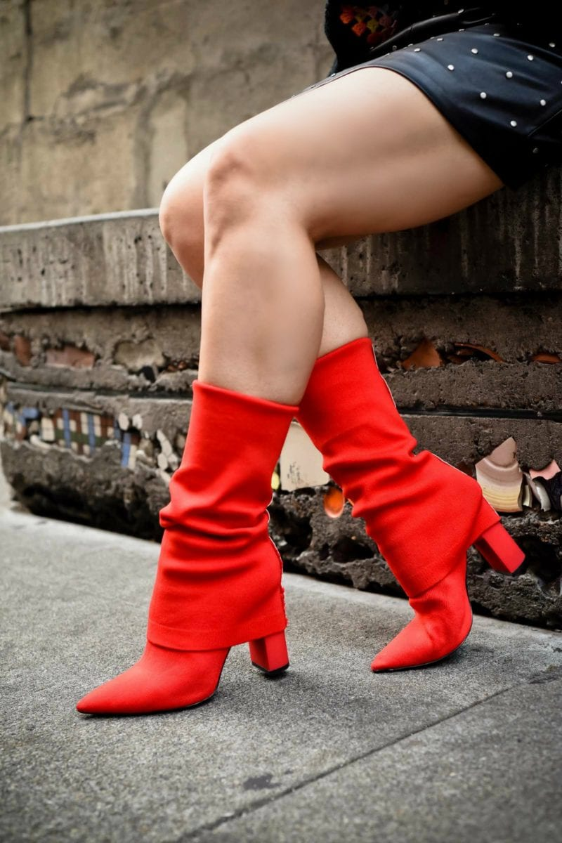 The Best Red Sock Boots