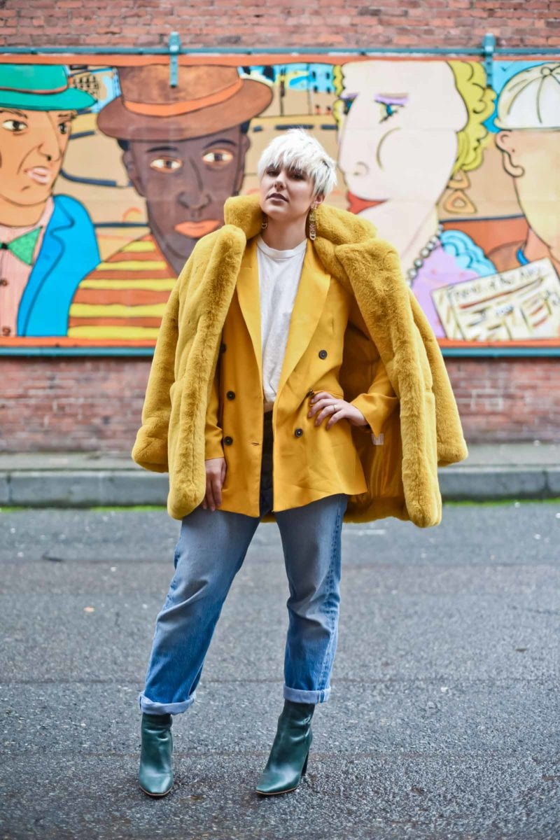 Yellow for Spring 2018 - Blogger Not Billionaire