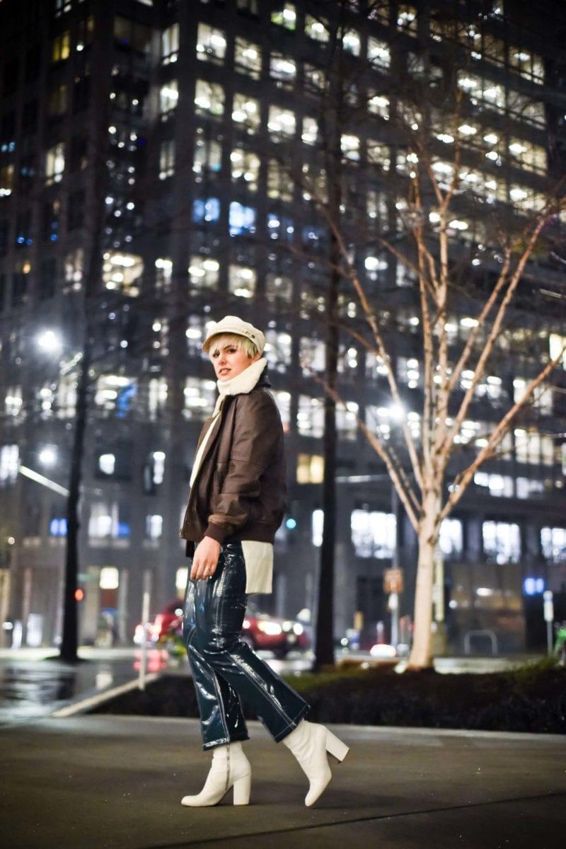 Street Style NYFW- BloggerNotBillionaire