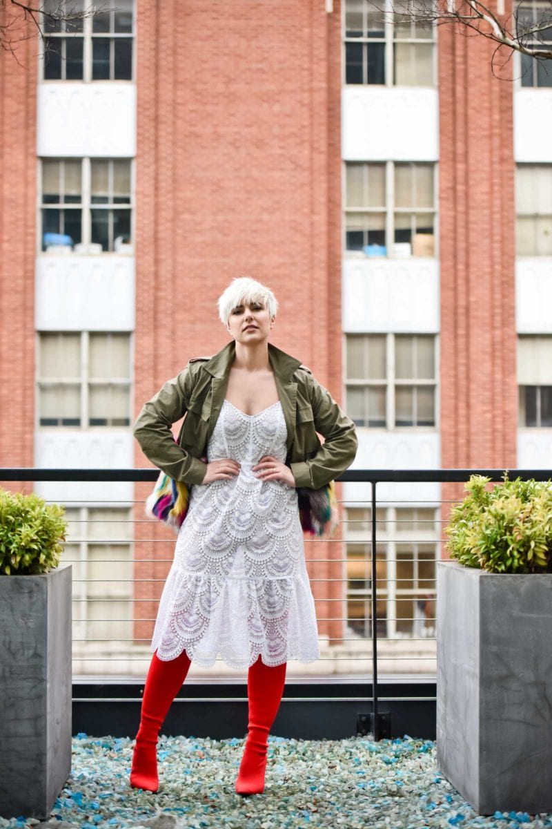 A New Face of Seattle Fashion #MYSeattleStyle