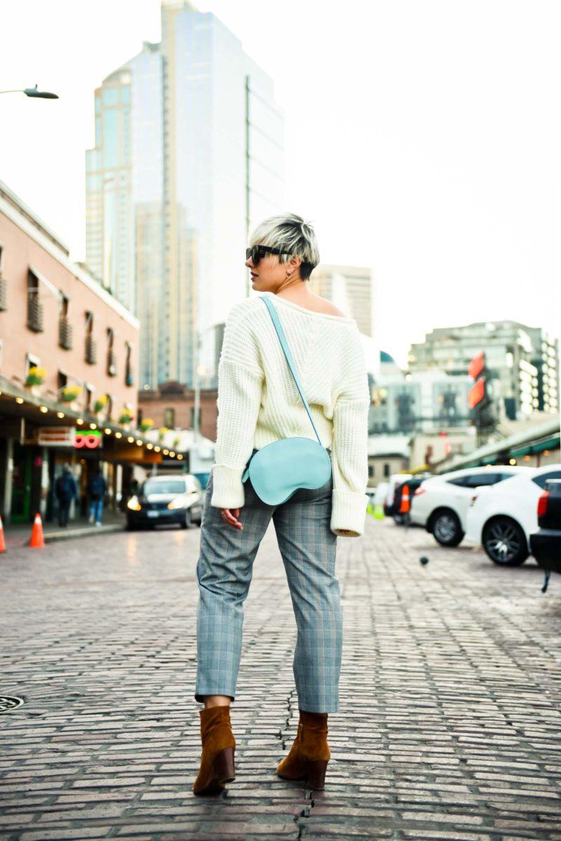 Aramlee Cloud Bag - Pipe and Row