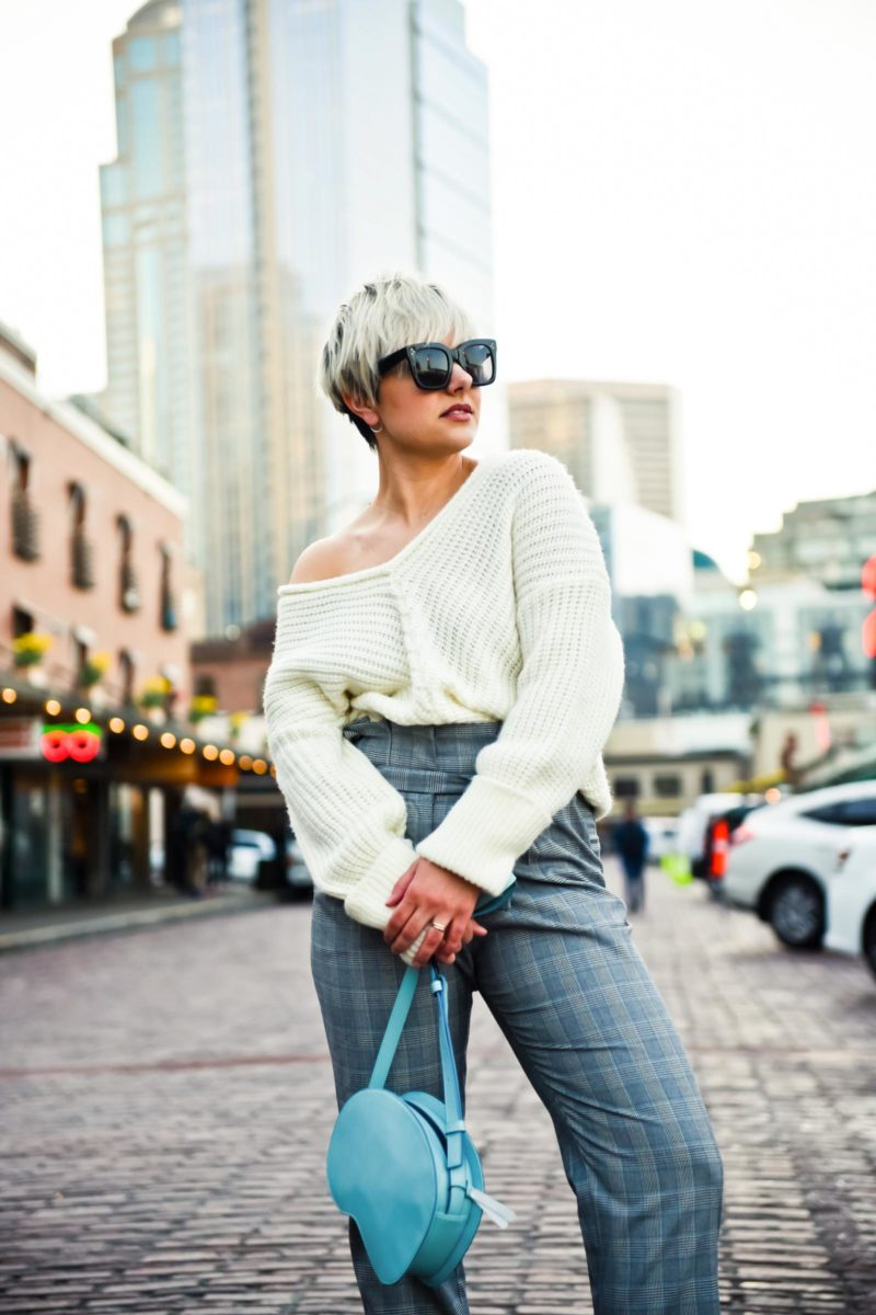Rue Stiic Sweater : 3 Must Have Spring Trends with Pipe and Row