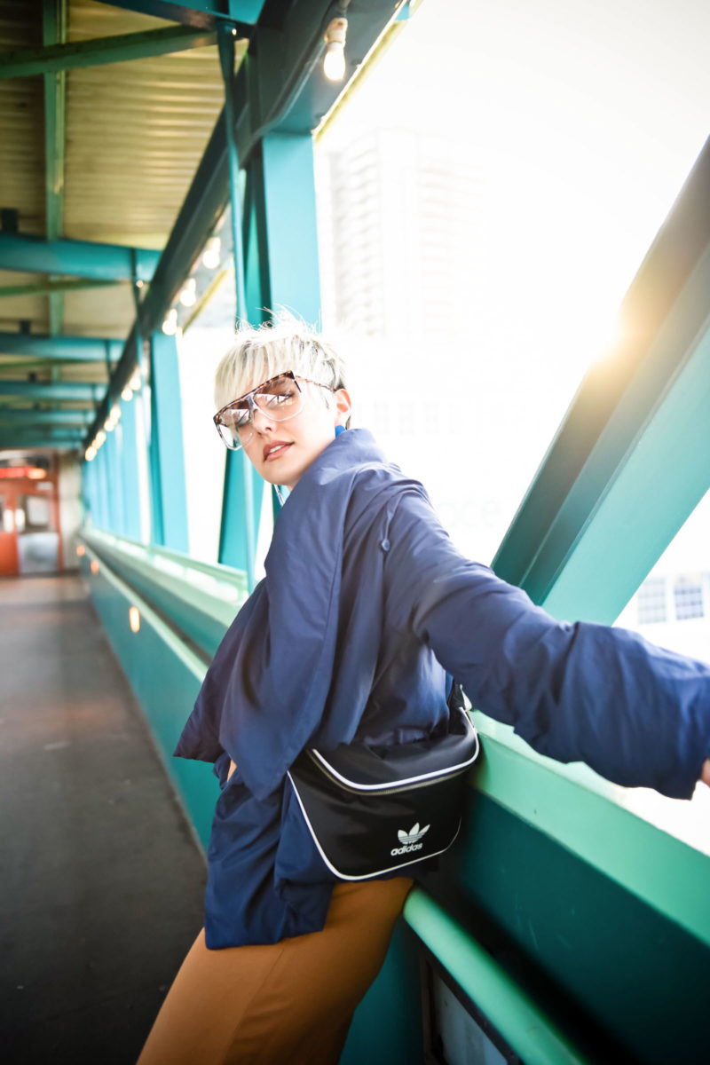 Adidas Bum Bag - BloggerNotBillionaire