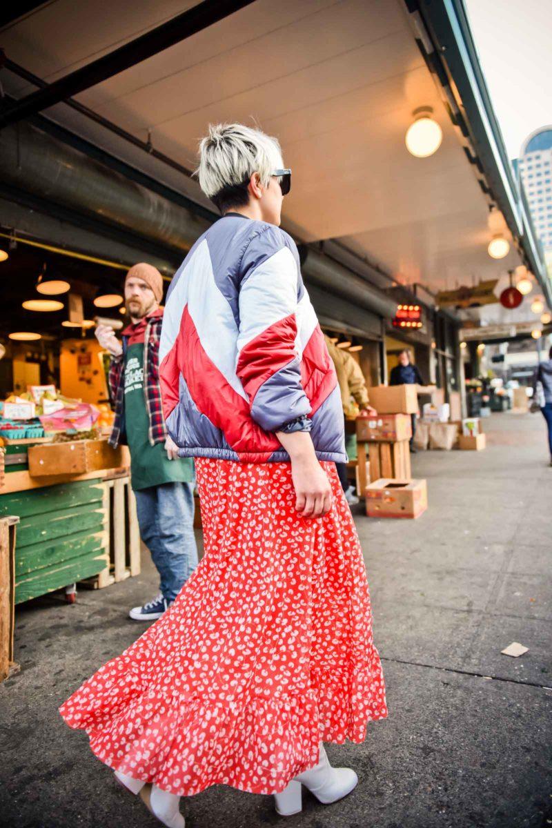 Ganni Pop-In NYFW New York City