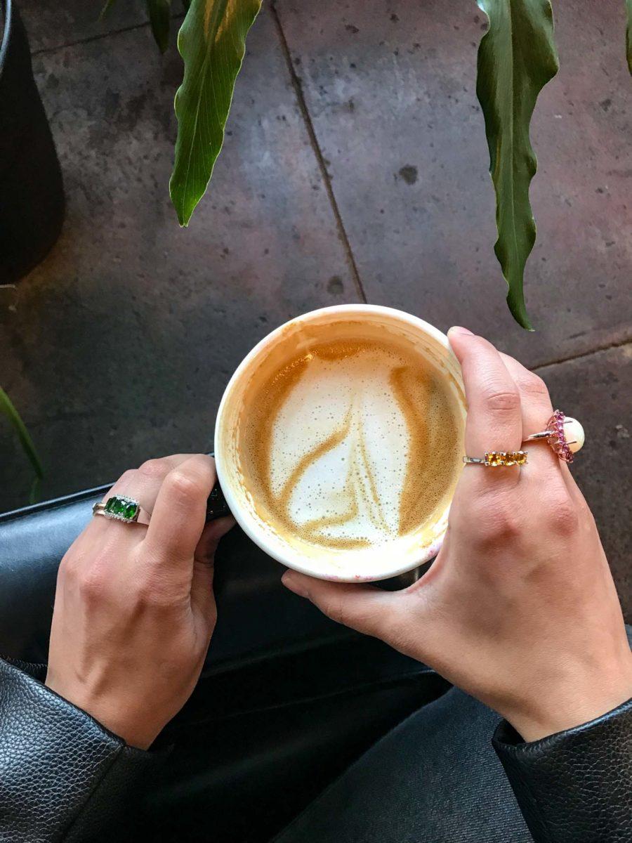 Carats & Coffee with JTV - BloggerNotBillionaire