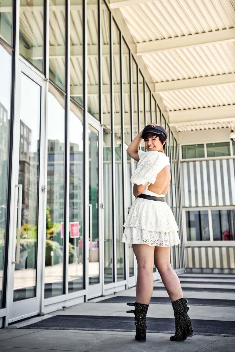 The Year of the Dress: the Puffy Mini Dress- BloggerNotBillionaire