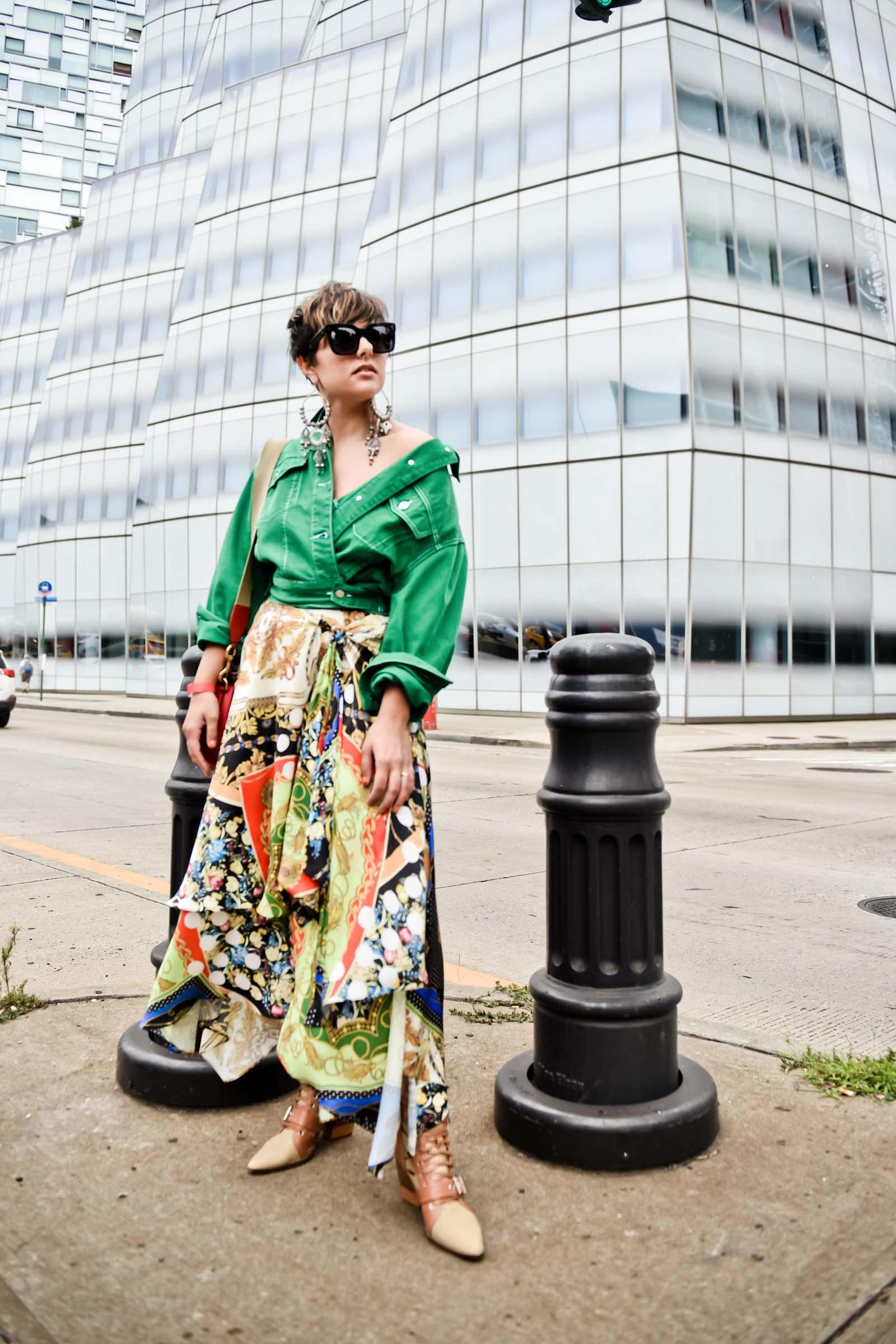 Chloe Rylee Canvas Boot- BloggerNotBillionaire