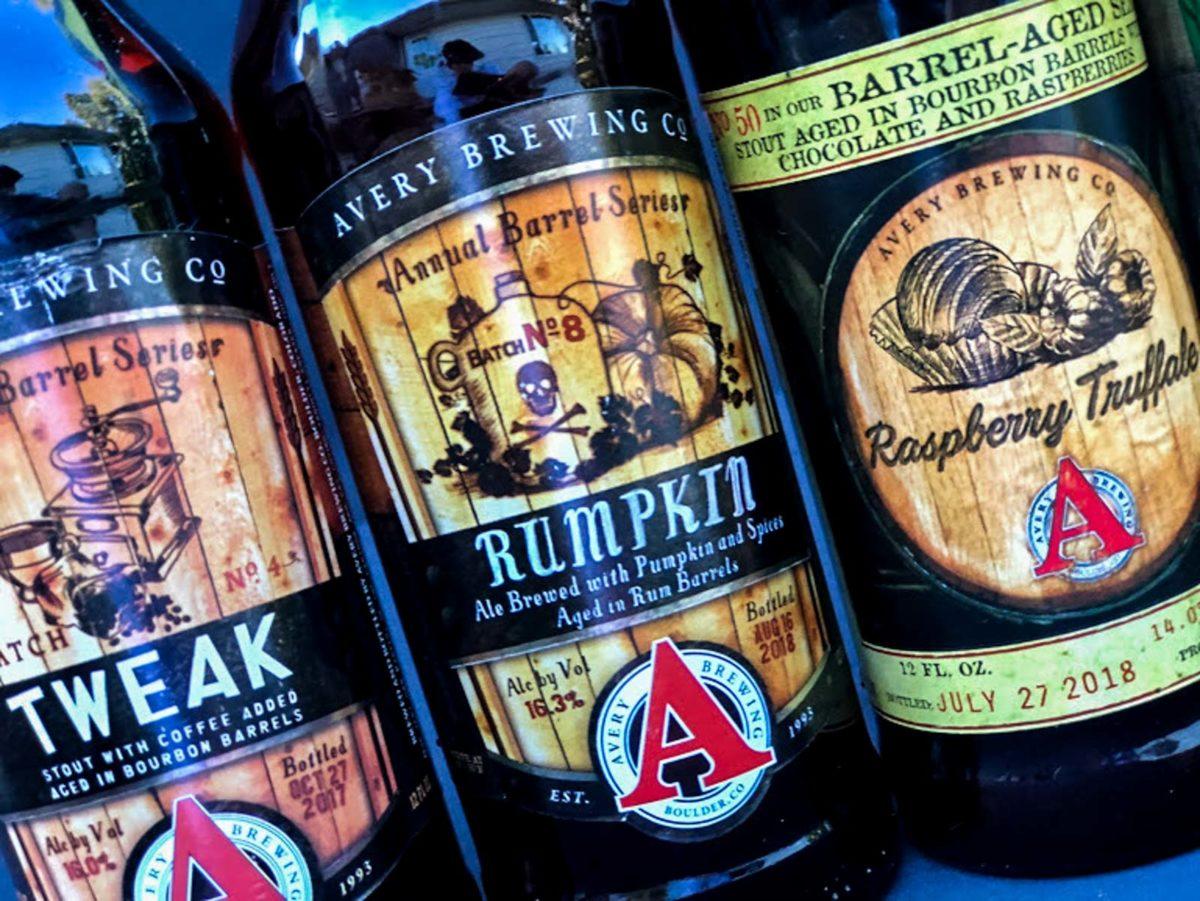 Buy Avery Barrel Aged Craft Beer Online - Pjsmarket.net