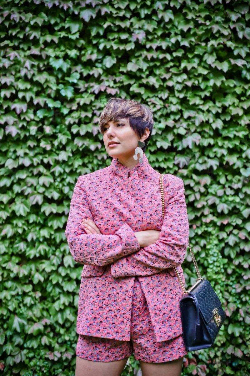 The Topshop Printed Suit You Need this Fall -BloggerNotBillionaire