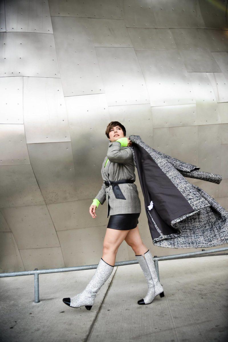 Incorporating Neon into your Winter Wardrobe - BloggerNotBillionaire