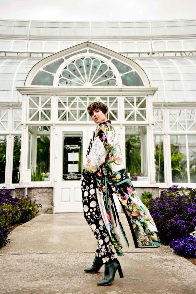 2 Unexpected Ways to Wear Winter Florals -BloggerNotBillionaire