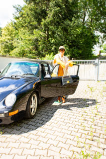 How we shipped our American Porsche 993 C4S to Germany